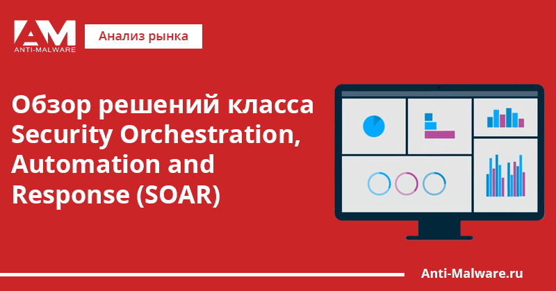 Обзор решений класса Security Orchestration, Automation and Response (SOAR)