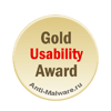 Gold Usability Award
