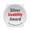Silver Usability Award