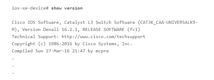 В программном обеспечении Cisco IOS XE исправлена уязвимость