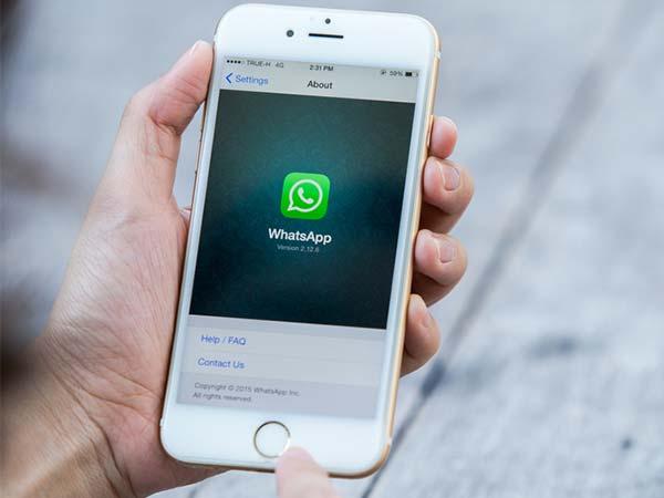 WhatsApp раскрывает личные данные пользователей