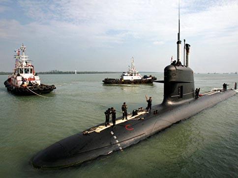 В Индии хакеры украли данные о субмаринах Scorpene