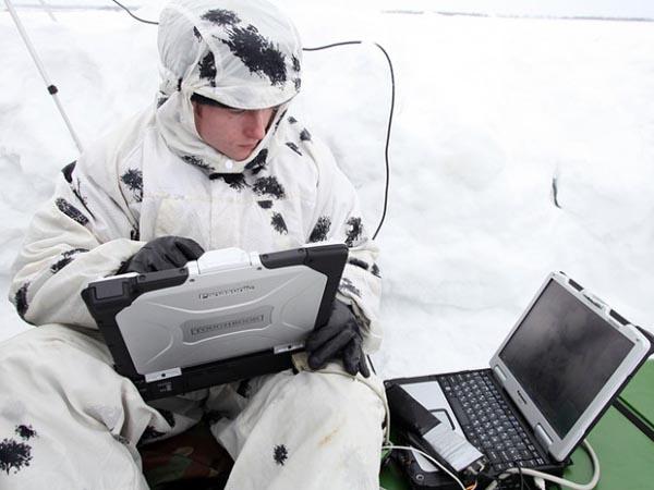В России появился военный интернет
