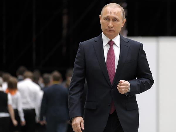 Путин: Россия задумалась над тем, как обеспечить защиту от киберугроз