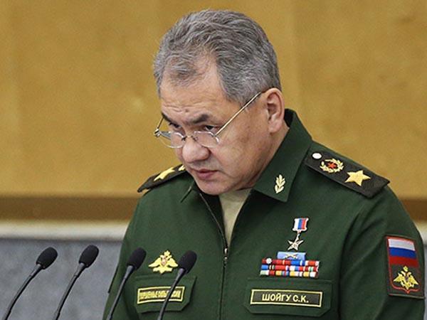 Шойгу рассказал о войсках информационных операций