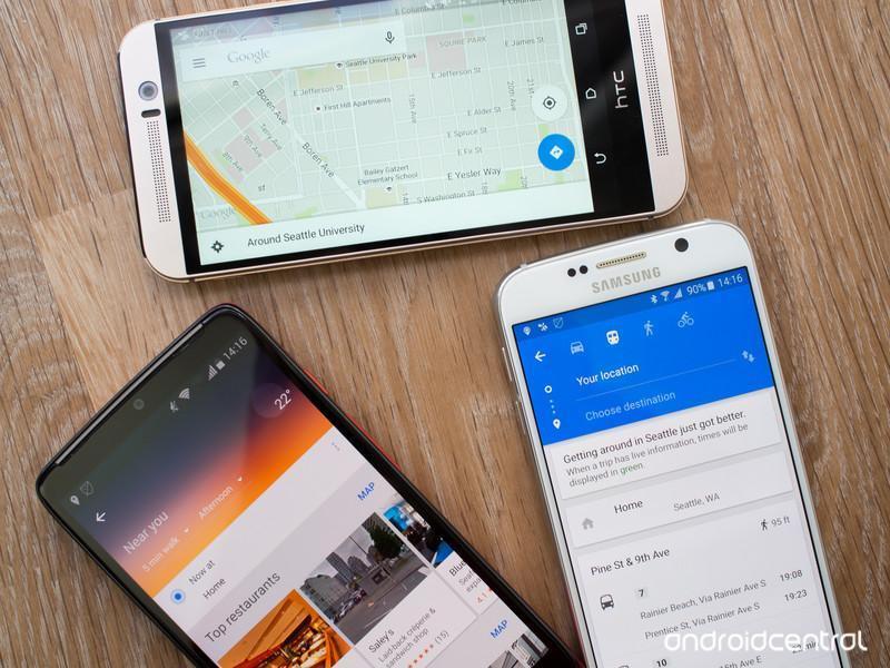 Android-смартфоны отправляли Google данные о геолокации