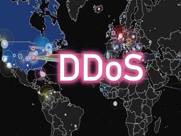 DDoS как прикрытие