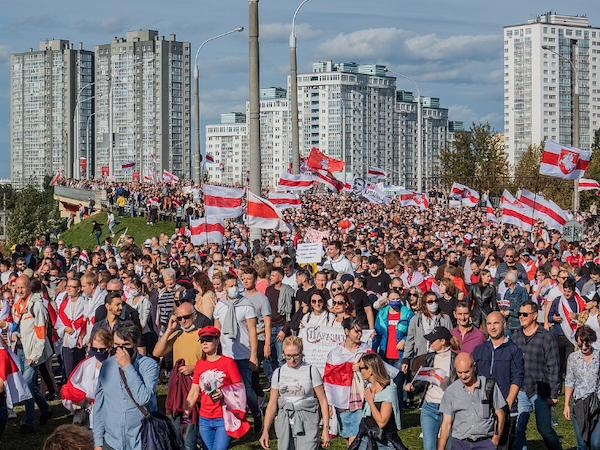 Утечки персональных данных белоруссов выросли на 44% в 2020 году