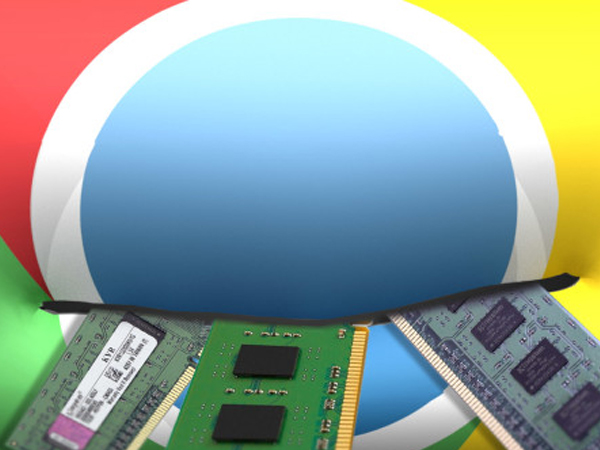 Google Chrome стал потреблять больше ОЗУ из-за борьбы с Meltdown/Spectre