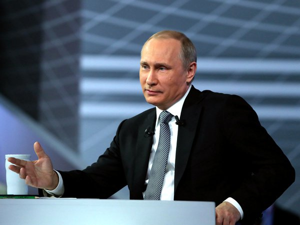 Путин: Россия не занималась хакерскими атаками на выборах в США