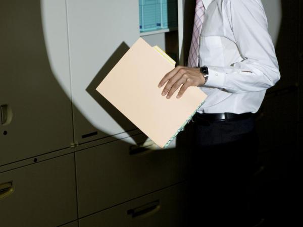 Каждый пятый россиянин имеет доступ к файлам с прошлого места работы