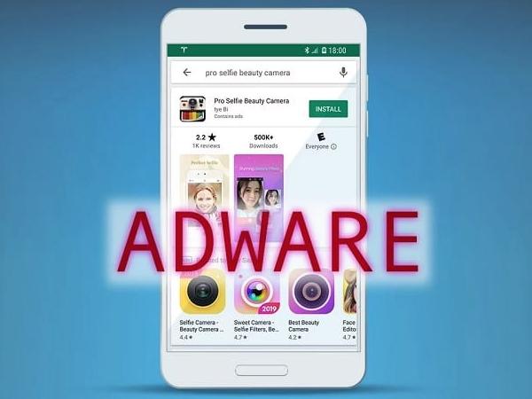 Полмиллиона пользователей Android скачали разряжающие смартфон адваре