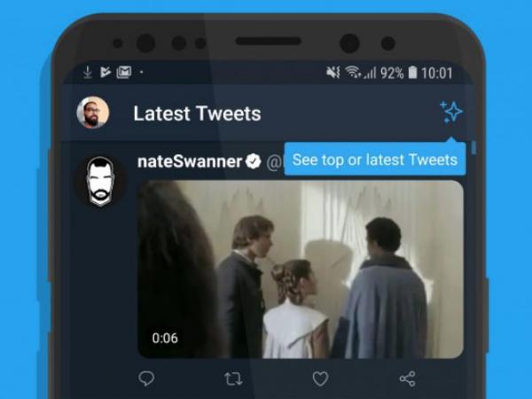 Вышел апдейт Twitter для Android, устраняющий баг вылета приложения