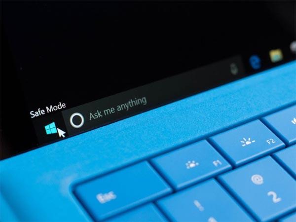 Безопасный режим Windows может использоваться для хищения данных
