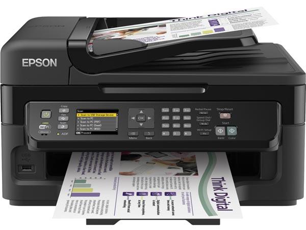 Подмена прошивки МФУ Epson позволяет атаковать компанию через факс-модем