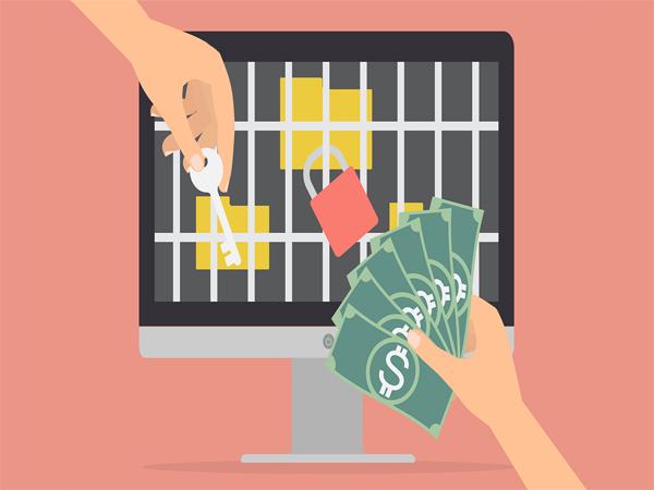 59 % сотрудников платят вымогателям из своего кармана