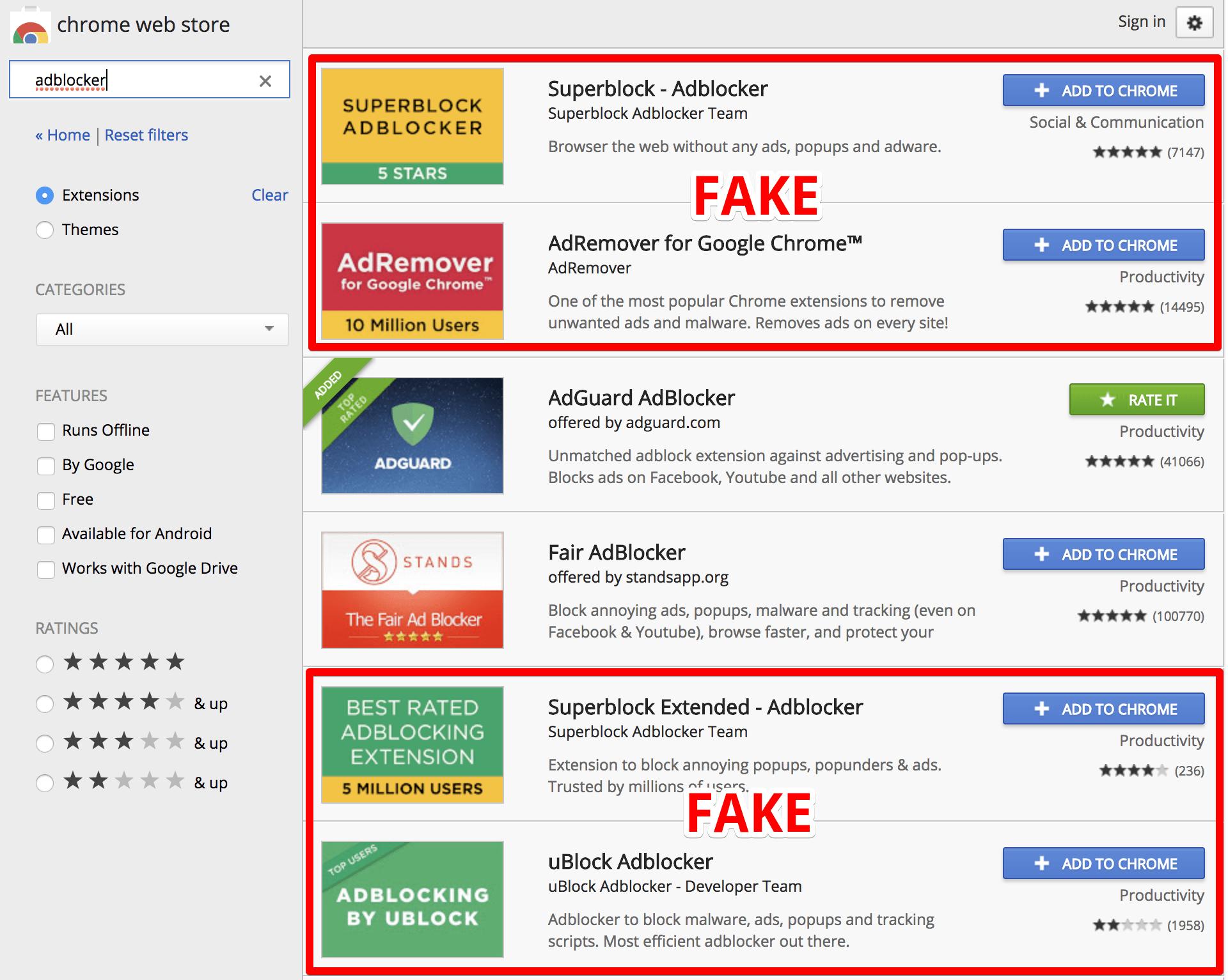 Hrom google анти реклама почему нужно рекламироваться в интернете
