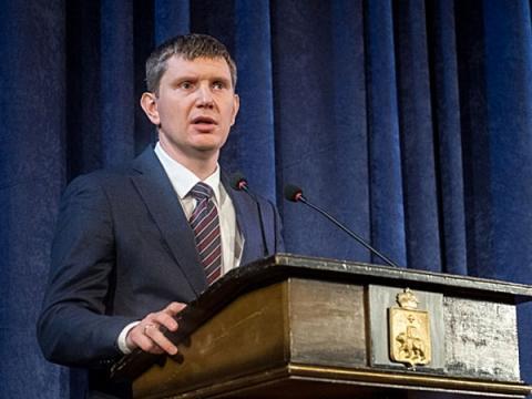 Глава Пермского края подписал Кодекс о защите данных в интернете