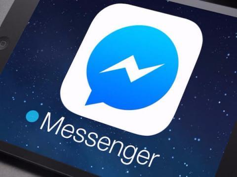 Пользователи Facebook Messenger смогут удалять сообщения после отправки