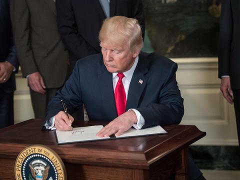 Трамп преобразовал Киберкомандование США в отдельную структуру