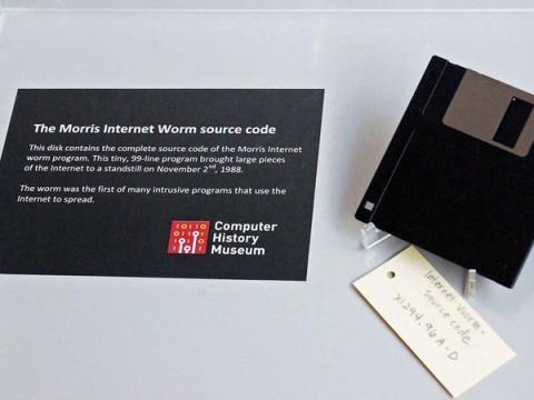 Первому интернет-червю исполнилось 29 лет