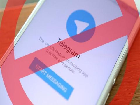 Минкомсвязи ищет новые способы блокировки Telegram