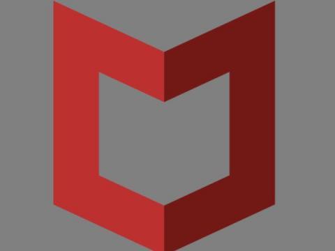 Обновление McAfee Endpoint Security сломало вход в Windows