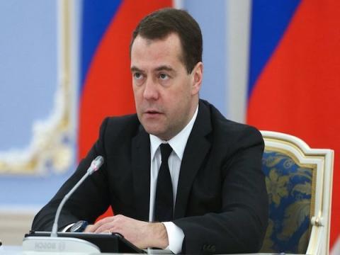 Медведев: За прошлый год Россия потеряла 600 млрд из-за кибератак