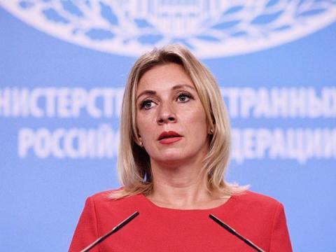Захарова прокомментировала отказ США от продукции Касперского