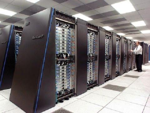 IBM и DoE запустили самый быстрый в мире суперкомпьютер