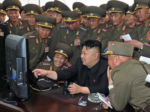 Северокорейские хакеры похитили секретные документы ВС США