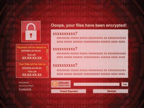 Обзор самых опасных атак программ-вымогателей в 2017 году