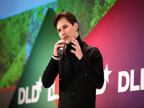 Дуров: Проблема утечки IP-адреса в Telegram преувеличена