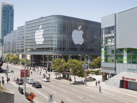 Apple потребовала прекратить слежку за смартфонами