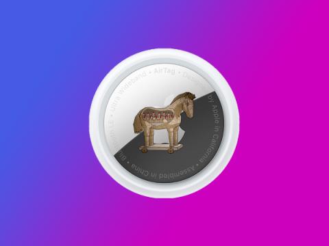 Баг Apple AirTag позволяет сделать из меток физического троянского коня