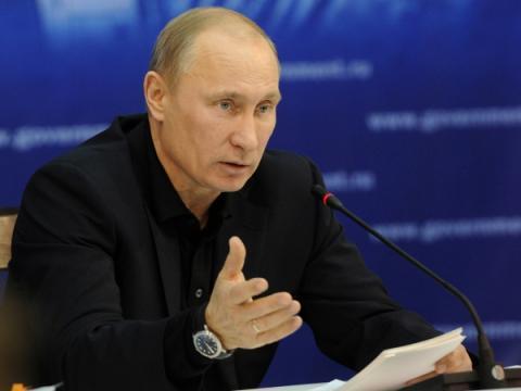 Путин: Россия не занимается хакерскими атаками на госуровне