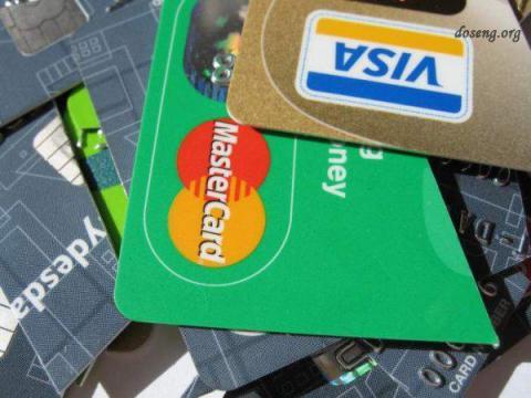 Мошенники собирают данные банковских карт Mastercard