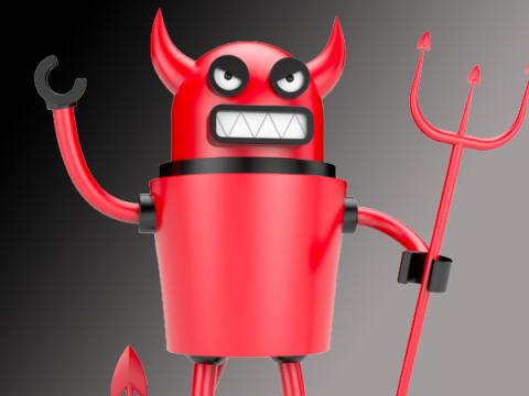 39% всего веб-трафика исходит от вредоносных ботов