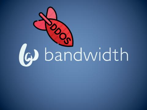 Bandwidth — очередной VoIP-провайдер, ставший жертвой DDoS-атаки