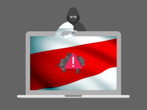 Белорусские киберпартизаны слили записи с камер следственных изоляторов