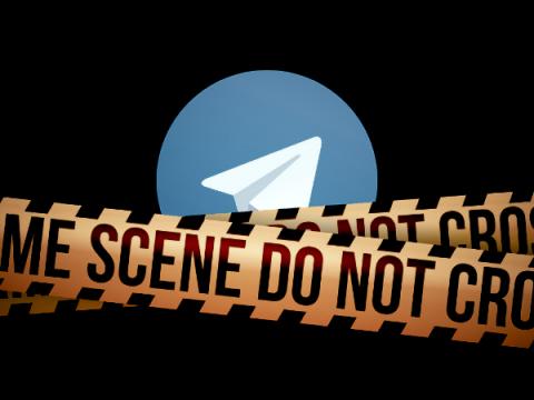 Киберпреступники переходят из дарквеба в Telegram