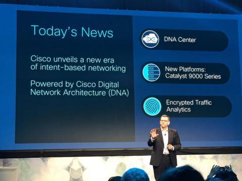 Cisco представила систему анализа зашифрованного сетевого трафика