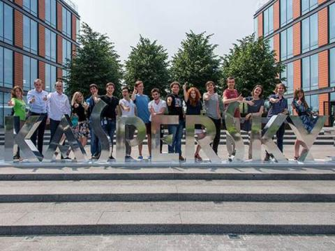 Лаборатория Касперского приглашает студентов на стажировку