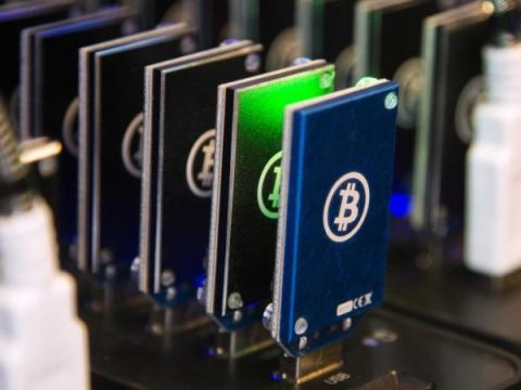 Хакеры управляют Ethereum-майнерами используя дефолтные данные SSH