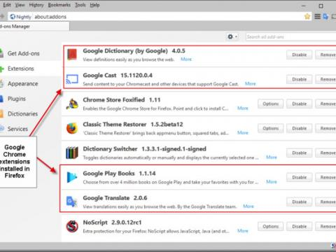 Семь вредоносных расширений Chrome заразили 100.000 пользователей