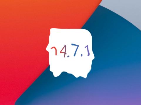 После установки iOS 14.7.1 на iPhone пропадает сотовая связь
