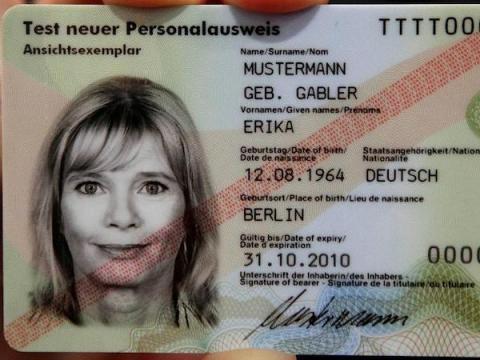 Процесс аутентификации с немецкими ID-картами можно скомпрометировать