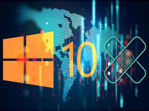 Обновления Windows 10 не дают откатить ОС на точку восстановления