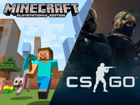 Геймеров чаще всего атакуют вредоносы под именами Minecraft и CS:GO