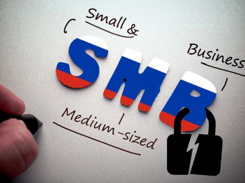 Четверть российских МСП работают с плохо защищенными базами данных